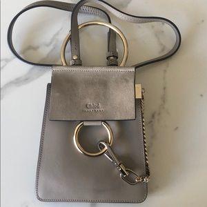 Chloe faye small bracelet bag